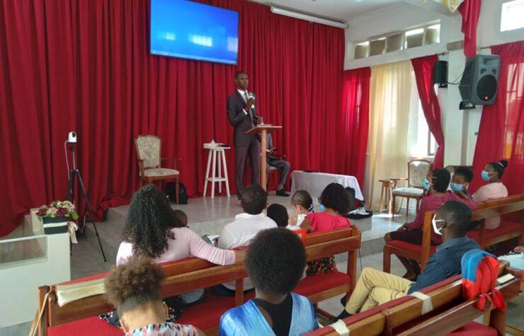 Visita de uma delegação da AIASD-CV à ilha do Sal